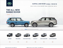 Austral Land Rover